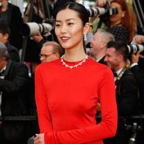 为什么中国女人穿红色好看-风格示范