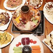 """年夜飯里觀""""中國地圖"""" 家的味道是媽媽的味道-美食"""