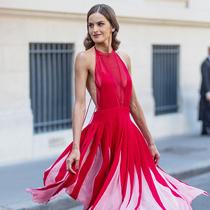 我猜你一定在找,那条像春天一样美的连衣裙-风格示范