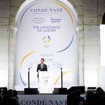 #CNILux Day 1: Federico Marchetti on the Limitless Possibilities of Online-Suzy Menkes专栏