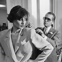 这25 位美人,是 Karl Lagerfeld 最爱的时尚缪斯-时尚圈