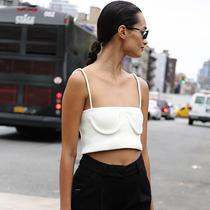 2019纽约春夏时装周街拍DAY2-时尚街拍