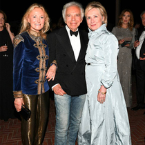 #SuzyNYFW: Ralph Lauren Celebrates An Augmented Reality Of 50 Years In Fashion-Suzy Menkes专栏