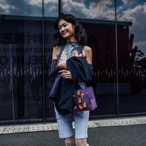 上海時裝周的最佳街拍 Day 2-時尚街拍