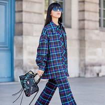 復古風潮興起 藏肉喇叭褲穿氣場滿分-時尚街拍