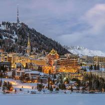初雪驚艷來襲 全球極致雪景比拼處處堪比仙境-旅行度假