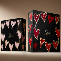 CHRISTIAN LOUBOUTIN呈献情人节限定版: LOUBIVALENTINE'S 经典红粉甜心礼盒-最热新品