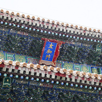 北京喜迎春雪 故宮里賞唯美雪景-旅行度假