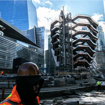 New York's Hudson Yards Hope To Revitalise Retail-Suzy Menkes专栏