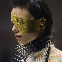 #SuzyMFW: Gucci: What Lies Behind The Mask?-Suzy Menkes专栏