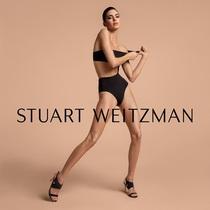 Kendall Jenner全新广告大片为Stuart Weitzman展开另一篇章-时装大片