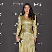 Vogue 专访 Salma Hayek:一个墨西哥女性的好莱坞之路-圈内名流