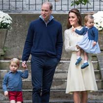 乔治王子与弟妹的皇家衣柜—萨塞克斯宝宝也会跟随堂哥堂姐的脚步吗?-风格示范