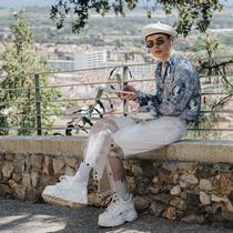 2019 法国耶尔艺术节最佳街拍三-时尚街拍