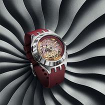 ?#26412;㏒KP即将独家呈现 斯沃琪FLYMAGIC系列限量款腕表-摩登腕表