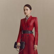 Alexander McQueen大中华区代言人娜扎-品牌新闻