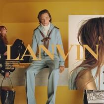 Lanvin 2019年秋冬系列广告大片   -时装大片