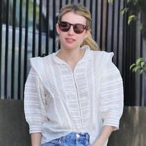 会穿白衬衫,才是真的懂时髦-风格示范