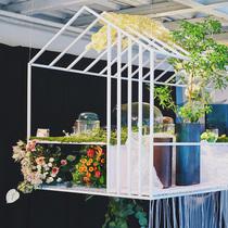 《Garden of simplicity花繁为简》设计品牌NUDE新品特展-派对与盛事