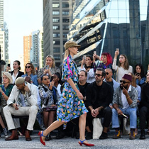 #SuzyNYFW: Coach Moves From the Prairie to New York City-Suzy Menkes专栏