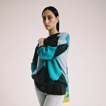 本季潮流引領——風靡一時的開襟羊毛衫潮流-風格示范
