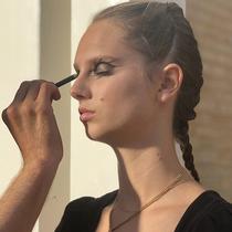 Simone Rocha2020春夏 LFW的美丽主题就是保持真实的自己-彩妆