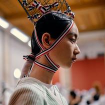 Thom Browne20年春夏季女装系列-时装大片