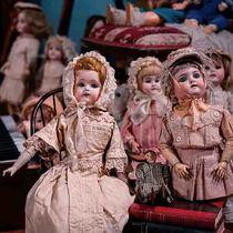好奇柜3:魔都娃娃特展-艺术