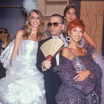 卡爾?拉格菲爾德Karl Lagerfeld逝世一周年紀念-時尚圈