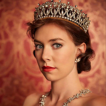 完美复刻王室,每年花九个亿的剧里面服装有多美?-星话题
