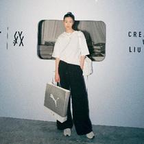 PUMA攜劉雯發布首個PUMA X LIU WEN聯名系列, 打造呈現多元藝術空間-品牌新聞