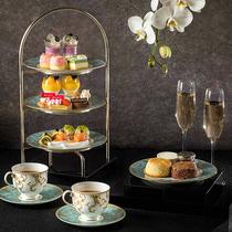 深圳星河麗思卡爾頓酒店與百年傳奇品牌法國嬌蘭 聯袂呈現「心悅·自然」主題下午茶-生活資訊