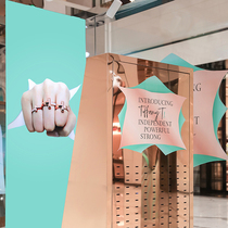 蒂芙尼呈现Tiffany T1 系列限时体验展 探索属于你的无可T代-行业动态