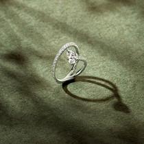 """选用实验室""""种植""""的钻石,梅根喜爱的珠宝品牌Kimaï发布绿色订婚戒指-欲望珠宝"""