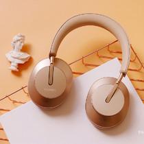 """优雅听音范儿!华为FreeBuds Studio头戴耳机奏响圣诞欢歌 黑色经典,金色优雅,圣诞开启一场""""音乐头等舱""""之旅-家居"""