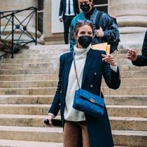 最佳的巴黎街拍造型 -時尚街拍
