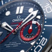 精準計時 助力美洲杯 歐米茄推出海馬系列300米潛水計時表美洲杯版-行業動態