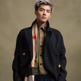 想对男友说 冬天能好好穿一次大衣吗?
