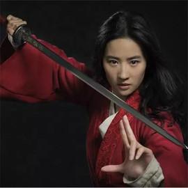劉亦菲,中國的迪士尼公主