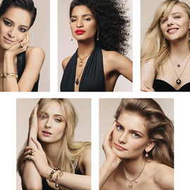 路易威登全新B.Blossom珠宝系列广告特辑