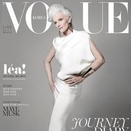 希望我的70歲 也能像她一樣活得精彩