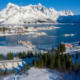 情迷挪威 美景猶如仙境一般