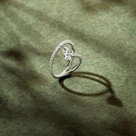 """选用实验室""""种植""""的钻石,梅根喜爱的珠宝品牌Kima?发布绿色订婚戒指"""