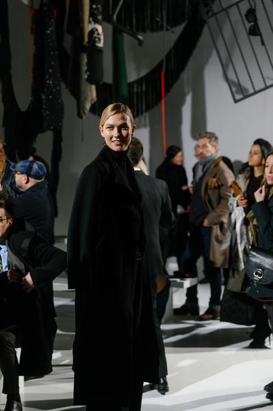 Calvin Klein 2017秋冬前场花絮