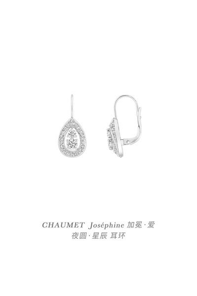俞飞鸿以CHAUMET Joséphine 加冕•爱 系列珠宝及腕表相伴出席活动