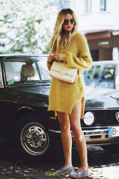 任何身型 都能找到一条属于自己的毛衣裙