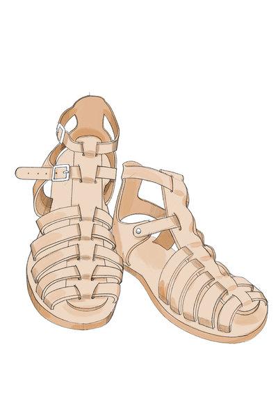 Vogue 时尚百科全书:凉鞋