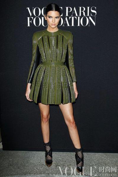 2015最当红超模,肯达尔·詹娜着装合集