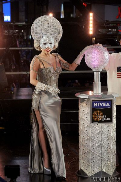 Lady Gaga生日快乐,震动时尚界的50个传奇造型