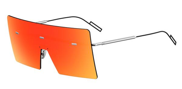 hardior太阳眼镜以先锋的造型与鲜明的色彩向新浪潮致敬,释放出硬核